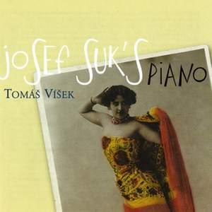 Josef Suk's Piano