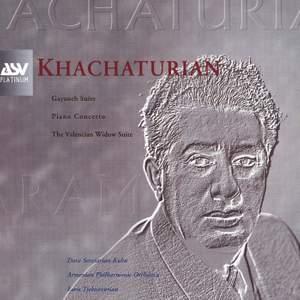 Khachaturian: Piano Concerto in D flat major, etc.