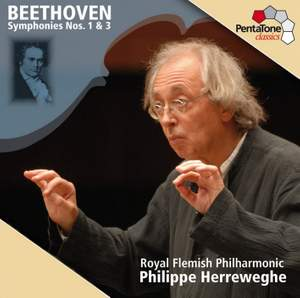 Beethoven - Symphonies Nos. 1 & 3