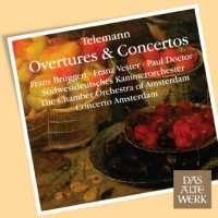 Telemann - Overtures & Concertos