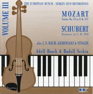 European Duo Recordings Volume 3