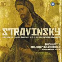Simon Rattle conducts Stravinsky