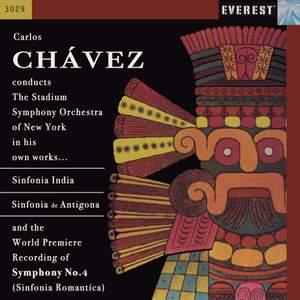 Chávez - Symphonies