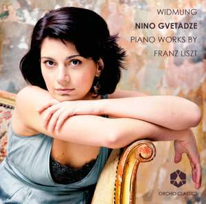 Widmung: Piano Works by Liszt