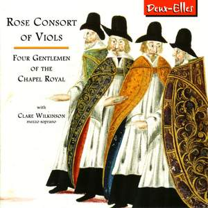 The Rose Consort of Viols Product Image