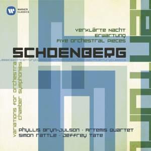 Schoenberg - Verklärte Nacht