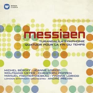Messiaen - Turangalîla Symphony