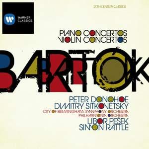 Bartók: Piano & Violin Concertos