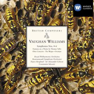 Vaughan Williams - Symphonies Nos. 4-6