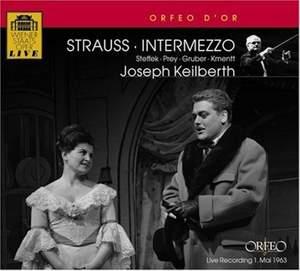 Strauss, R: Intermezzo, Op. 72