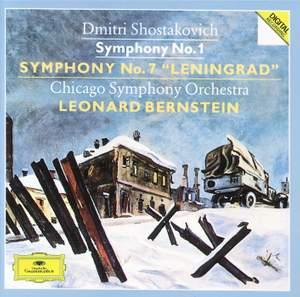 Shostakovich - Symphonies Nos. 1 & 7