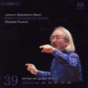 Bach - Cantatas Volume 39