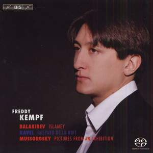 Freddy Kempf plays Mussorgsky, Ravel & Balakirev