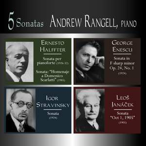 5 Sonatas - Andrew Rangell