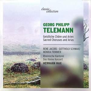 Telemann: Sacred Choruses and Arias