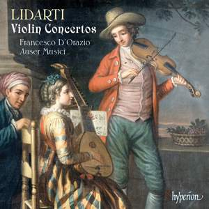 Lidarti - Violin Concertos