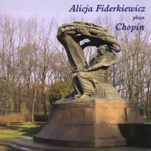 Alicja Fiderkiewicz plays Chopin