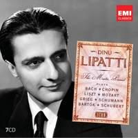 Dinu Lipatti: The Master Pianist