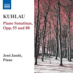 Kuhlau - Piano Sonatinas, Opp. 55 and 88