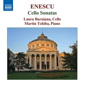Enescu - Cello Sonatas Nos. 1 & 2 Product Image