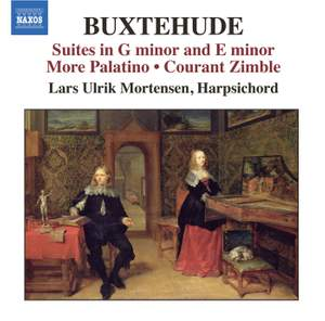 Buxtehude - Harpsichord Music Volume 2