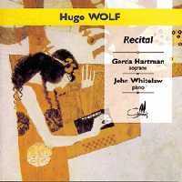 Hugo Wolf: Recital