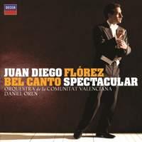 Juan Diego Flórez - Bel Canto Spectacular (CD)