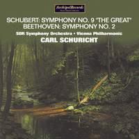 Schubert & Beethoven - Symphonies