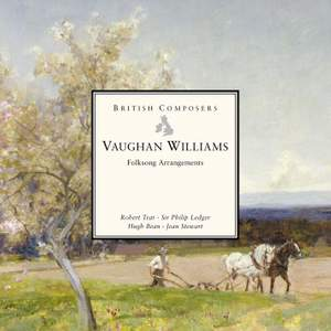 Vaughan Williams - Folksong Arrangements for solo voice and piano