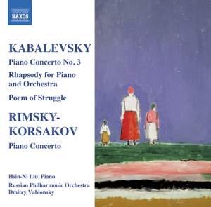 Kabalevsky - Piano Concerto No. 3