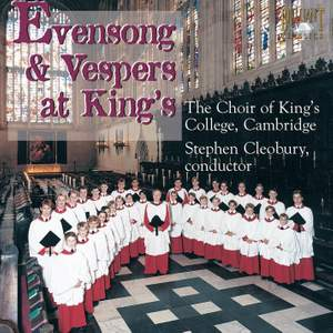 Evensong & Vespers for the Feast of the Blessed Virgin Mary