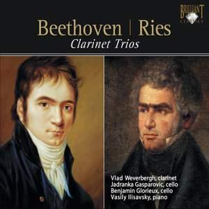 Beethoven & Ries - Clarinet Trios