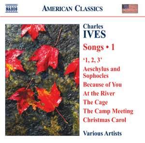 Ives - Songs Volume 1