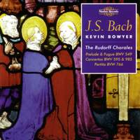 J.S. Bach: The Works for Organ Volume XIV