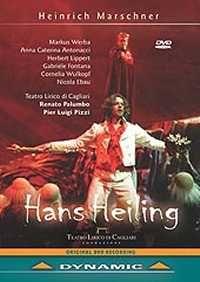 Marschner, H A: Hans Heiling