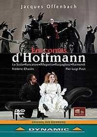 Offenbach: Les Contes d'Hoffmann