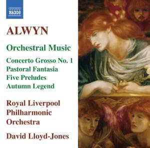Alwyn - Orchestral Music