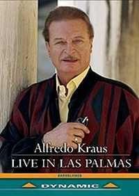 Alfredo Kraus - Live in Las Palma