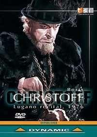 Boris Christoff - The Lugano Recital, 1976