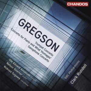 Edward Gregson: Concertos Volume 2