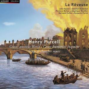 Purcell - Cease, Anxious World