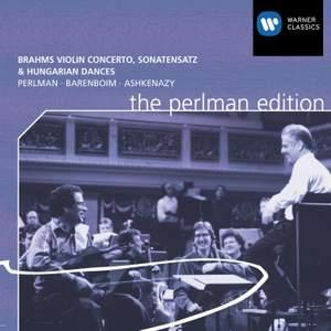 Brahms: Violin Concerto in D major, Op. 77, etc.
