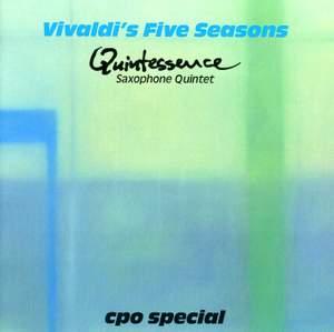 Vivaldi's Five Seasons Product Image