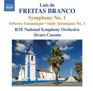 Freitas Branco - Orchestral Works Volume 1
