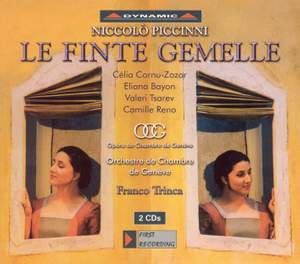 Piccinni: Le finte gemelle (The Fake Twins)