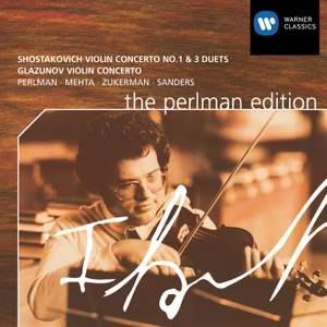 Glazunov: Violin Concerto in A minor, Op. 82, etc.