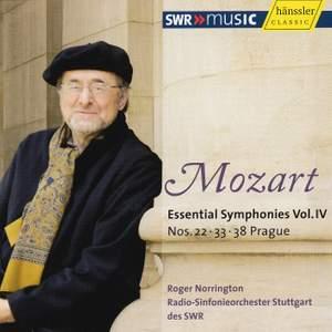 Mozart Essential Symphonies Vol. IV