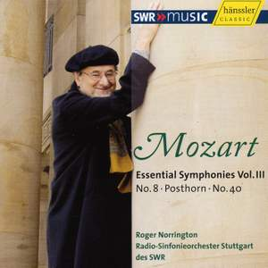 Mozart Essential Symphonies Vol. III