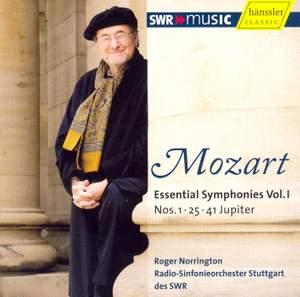 Mozart Essential Symphonies Vol. I Product Image