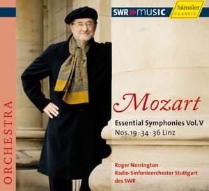 Mozart Essential Symphonies Vol. V